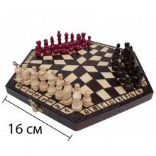 Шахматы на три персоны арт.164