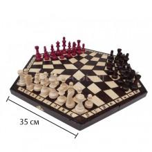 Шахматы для троих средние арт.163