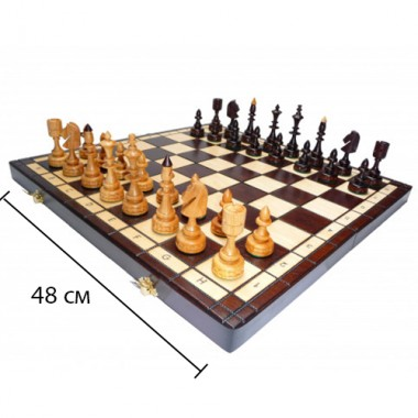 Шахматы Индийские средние арт.123