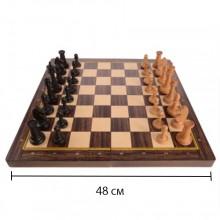Шахматы Турнирные Баталия №7 (без утяжелителей) арт.DNL05-48