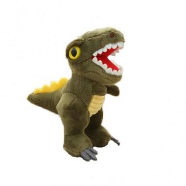 Брелок Тиранозавр зеленый (кигуруми)