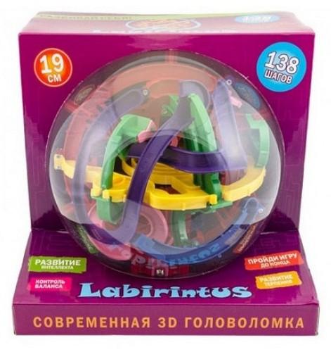 Лабиринтус 138 шагов