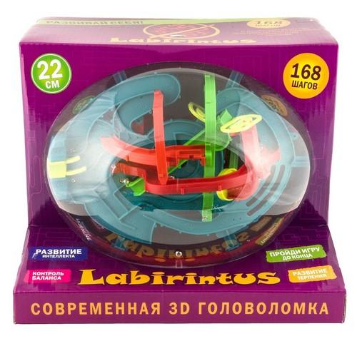 Лабиринтус 168 шагов
